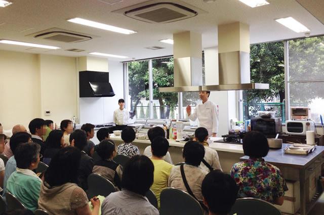 高円寺保健センター料理教室