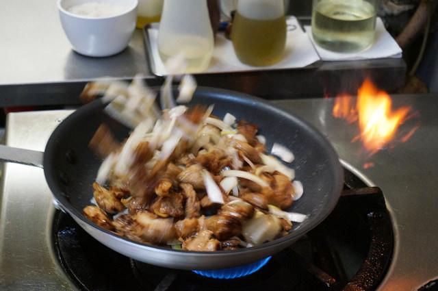スタミナ炒め